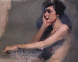 Figure Week (July course) @ London Fine Art Studios