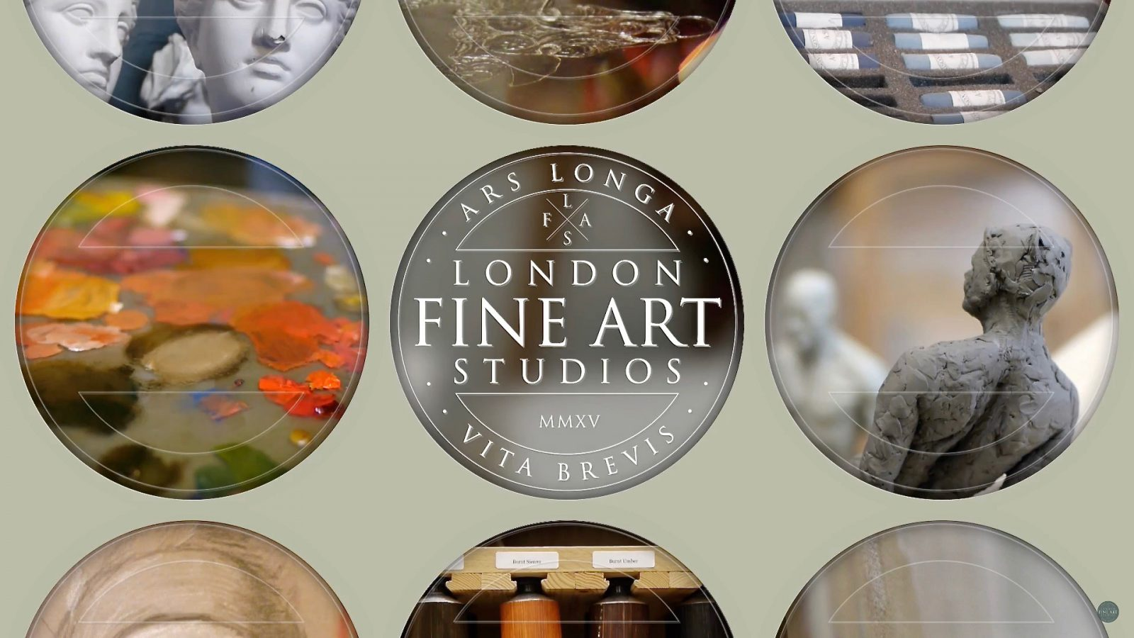 London Fine Art Studios: An insight