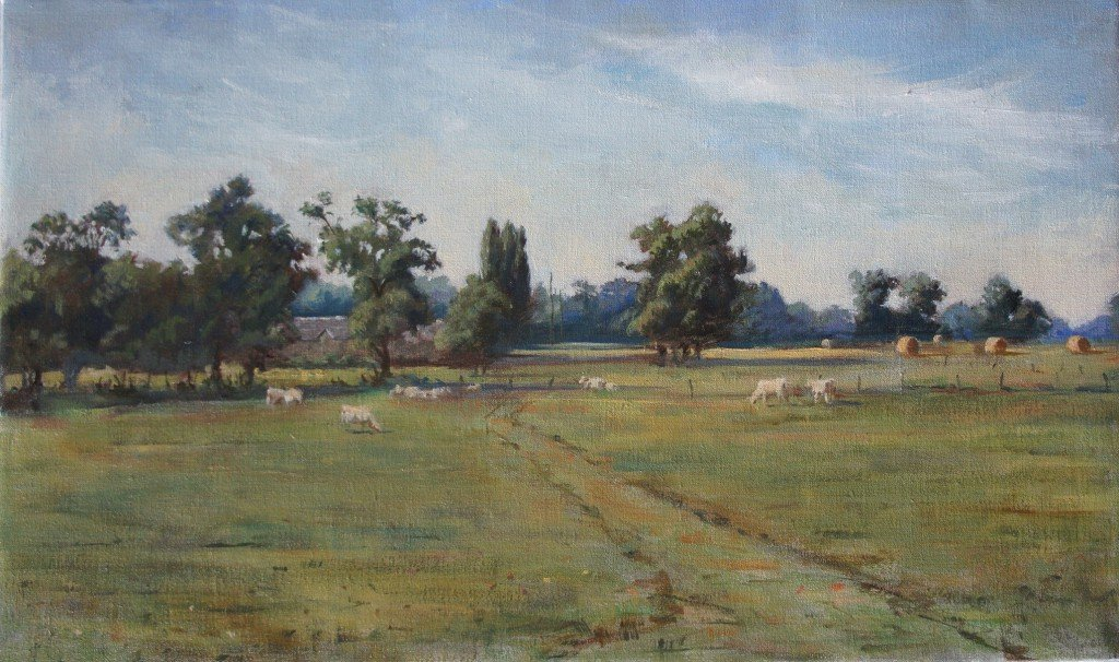 landscape london course atelier sheep