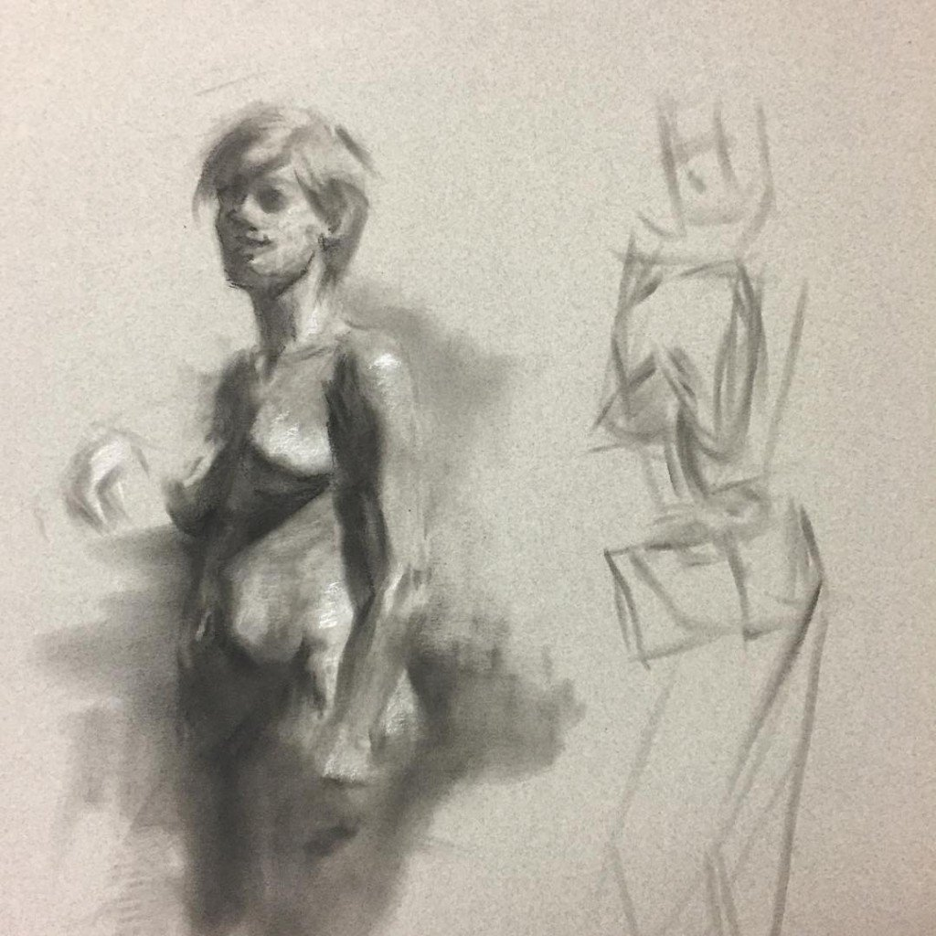 Gesture & Anatomy | London Fine Art Studios