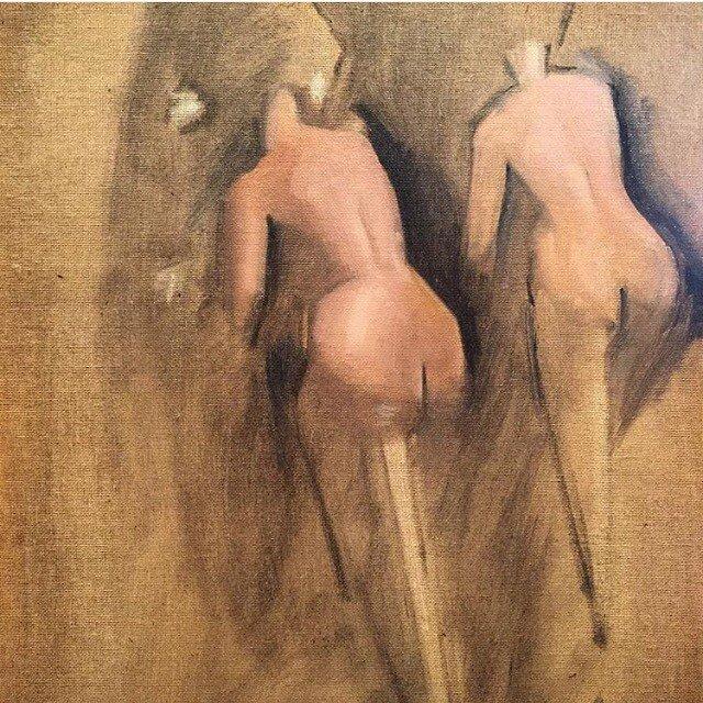 atelier oil painting figure courses comparative