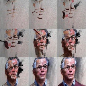 July Course: Portrait @ London Fine Art Studios | England | United Kingdom