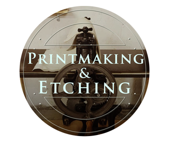 London Fine Art Studios | Print Making and Etching Course