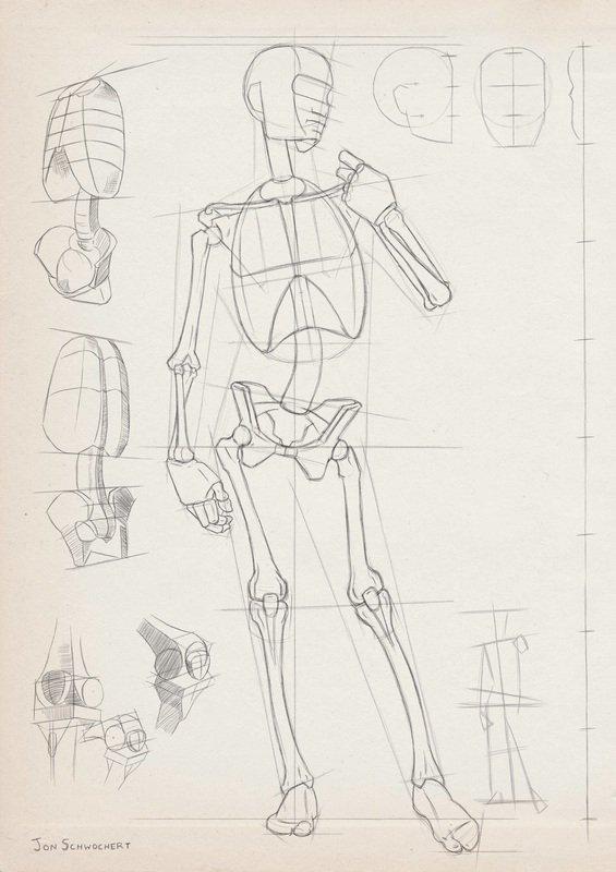 Anatomy Art Courses London