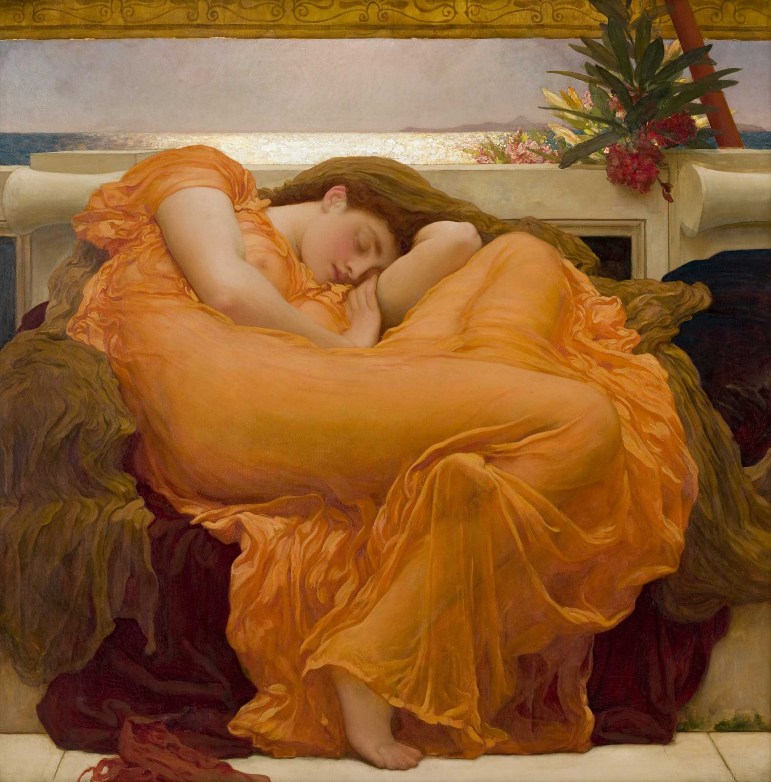 Flaming June | London Fine Art Studios