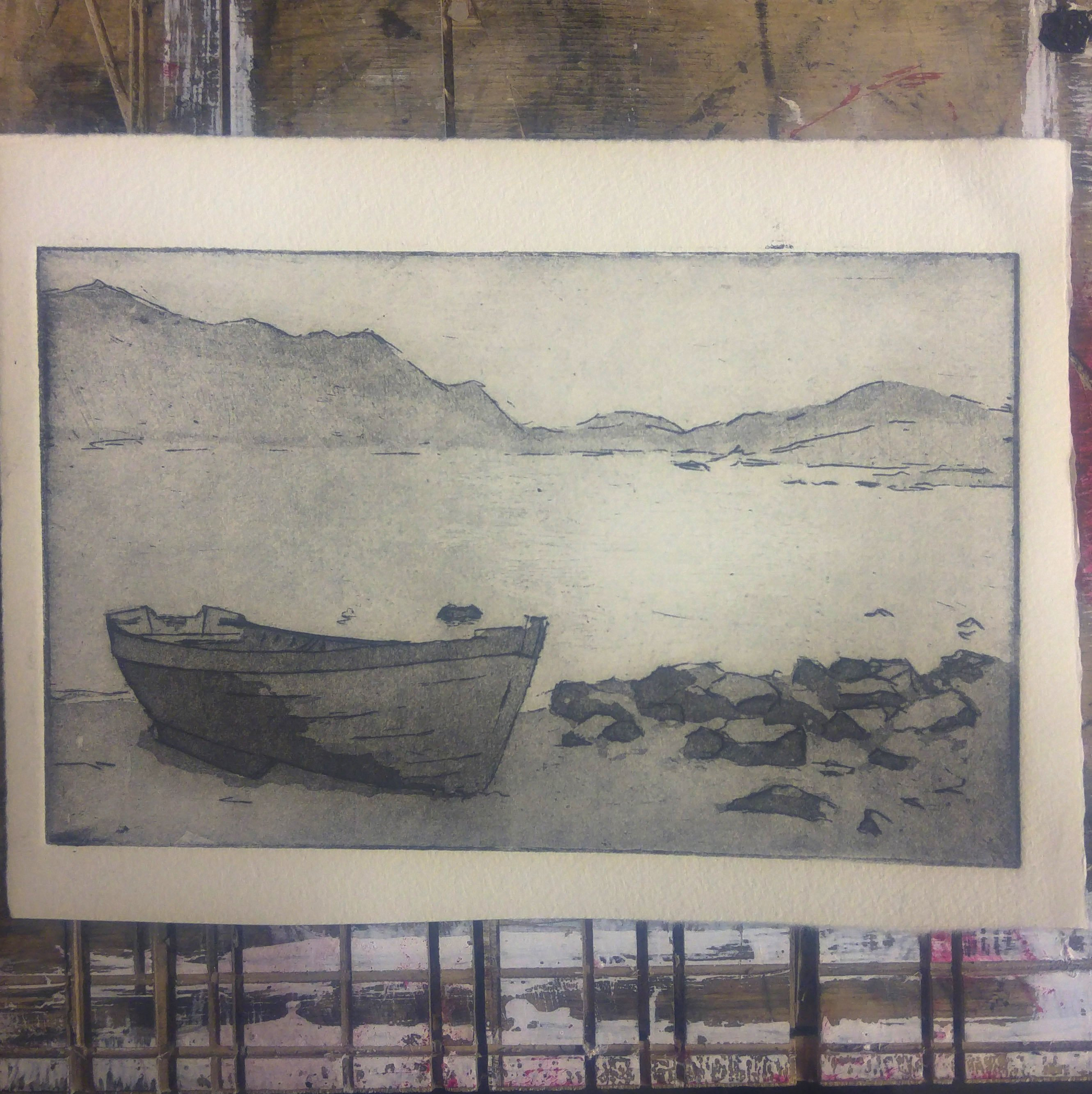 Etching and Printmaking Courses London1