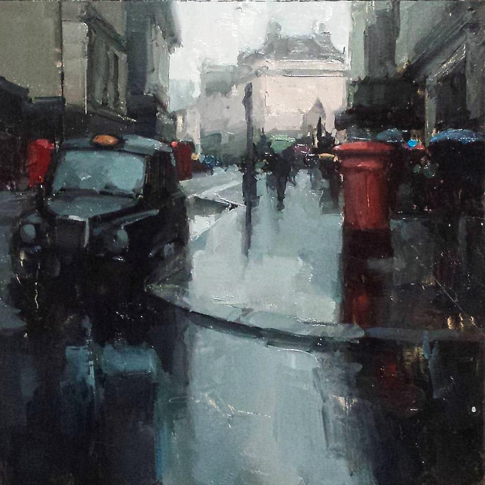 James Kroner Painter Artist