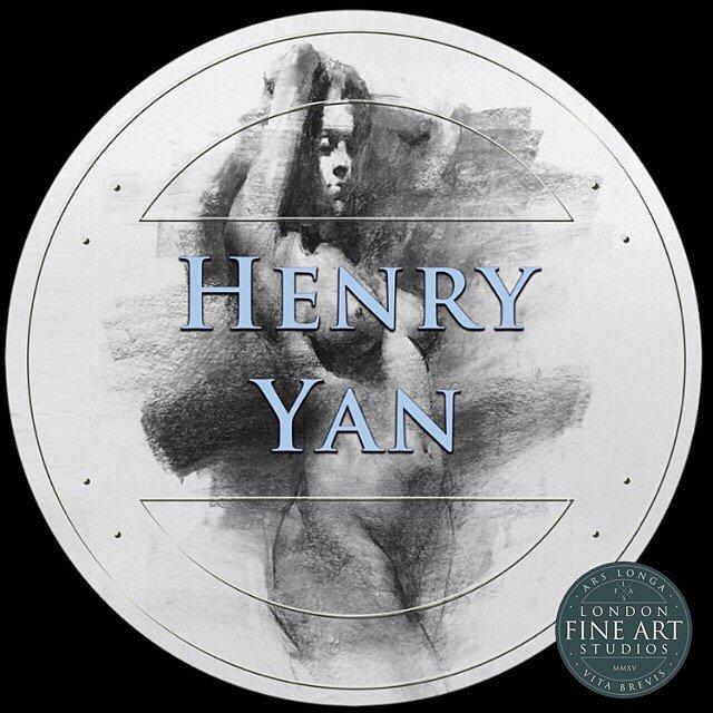 Henry Yan Artist   London Fine Art Studios