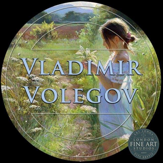 Vladimir Volegov Artist | London Fine Art Studios