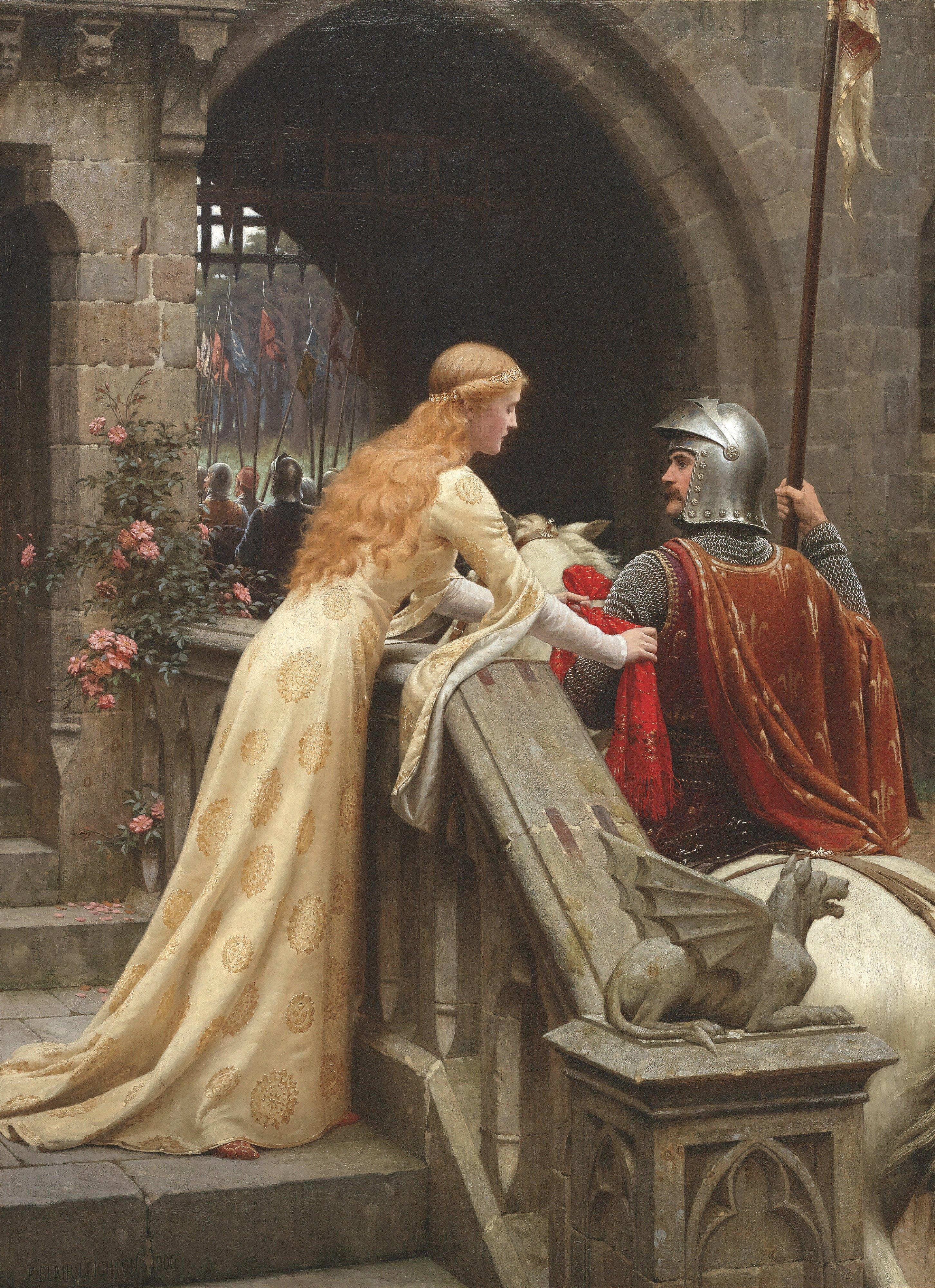 art oil painting 19th century fantasy art