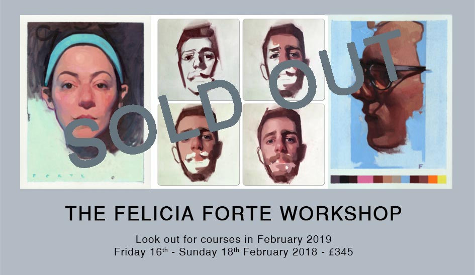 Felicia Forte London Art Workshop