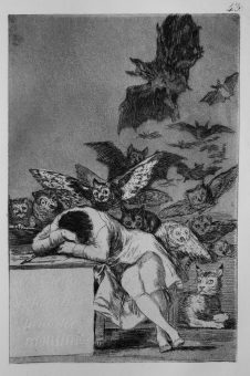 Etching Course London Fine Art Studios Francisco Goya Aquatint