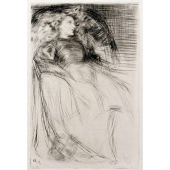 Etching Course London Fine Art Studios Whistler Drypoint