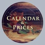 London Fine Art Studios Calendar & Prices
