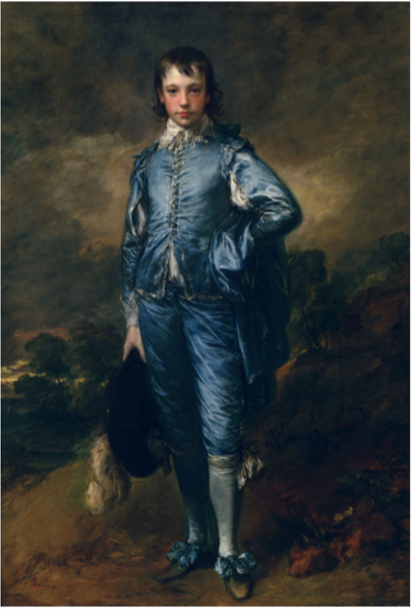 London Fine Art Studios Gainsborough, The Blue Boy, 1770
