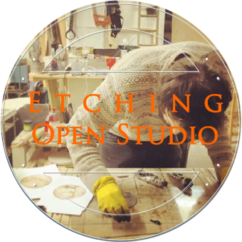 x5 Sessions Etching & Printmaking Open Studio