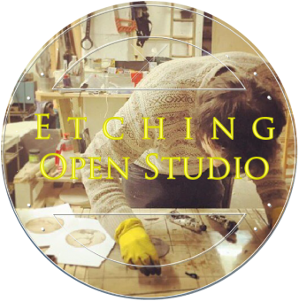 x10 Sessions Etching & Printmaking Open Studio London @ London Fine Art Studios