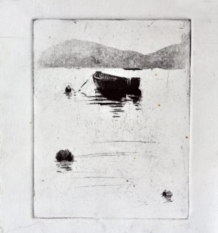 Etching & Printmaking Weekend Workshop @ London Fine Art Studios