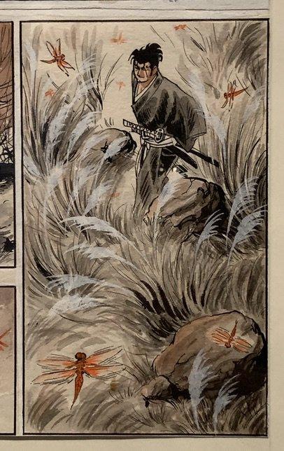 Katsushika Hokusai , manga, de laszlo scholar, london fine art studios, japanese art, storytelling, british museum, london museums, london galleries