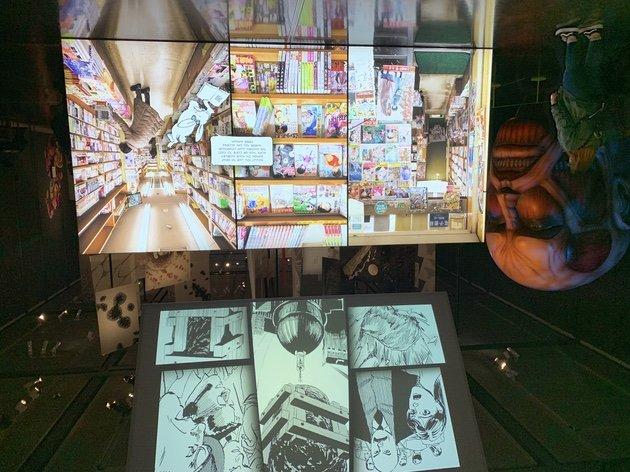 Manga exhibition, British Museum, alice in wonderland, artists visit galleries, art gallery, art museum london, art gallery london, de laszlo scholar