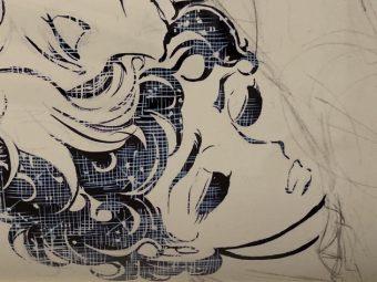 manga, de laszlo scholar, london fine art studios, japanese art, storytelling, british museum, london museums, london galleries