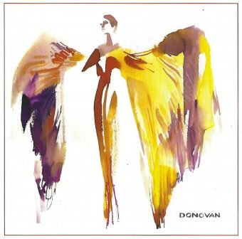 BIL DONOVAN FASHION ILLUSTRATOR MASTERCLASS @ London Fine Art Studios