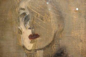 Self Portrait, Helene Schjerfbeck