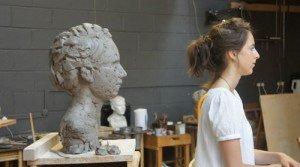 Portrait Sculpture Course | London Fine Art Studios