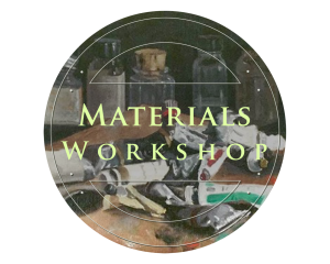 Materials Workshop @ London Fine Art Studios