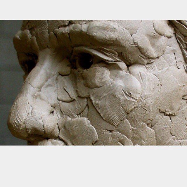 sculpture portrait bust london course