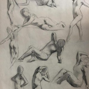 Figure Course @ London Fine Art Studios