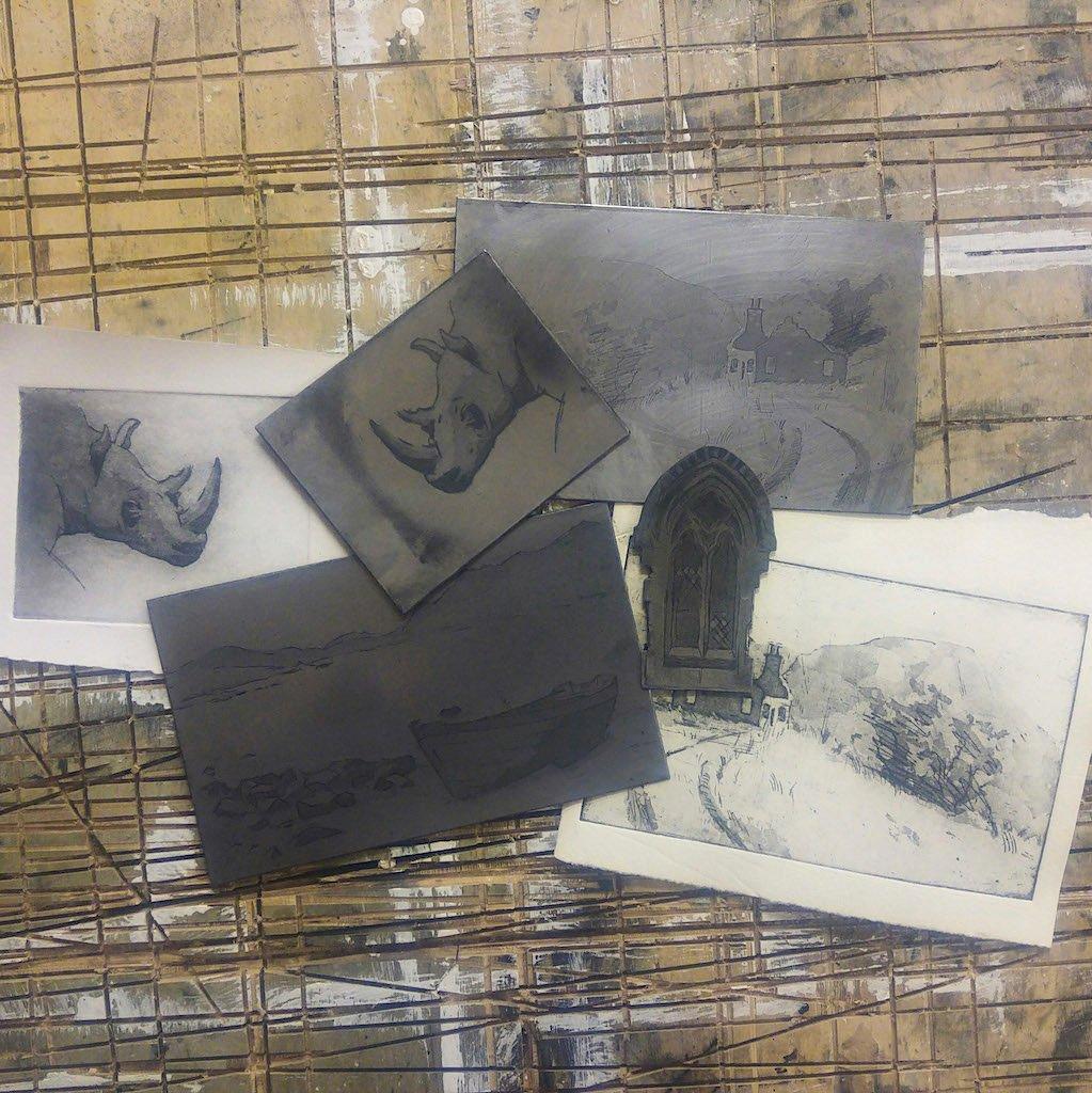 Printmaking Courses London