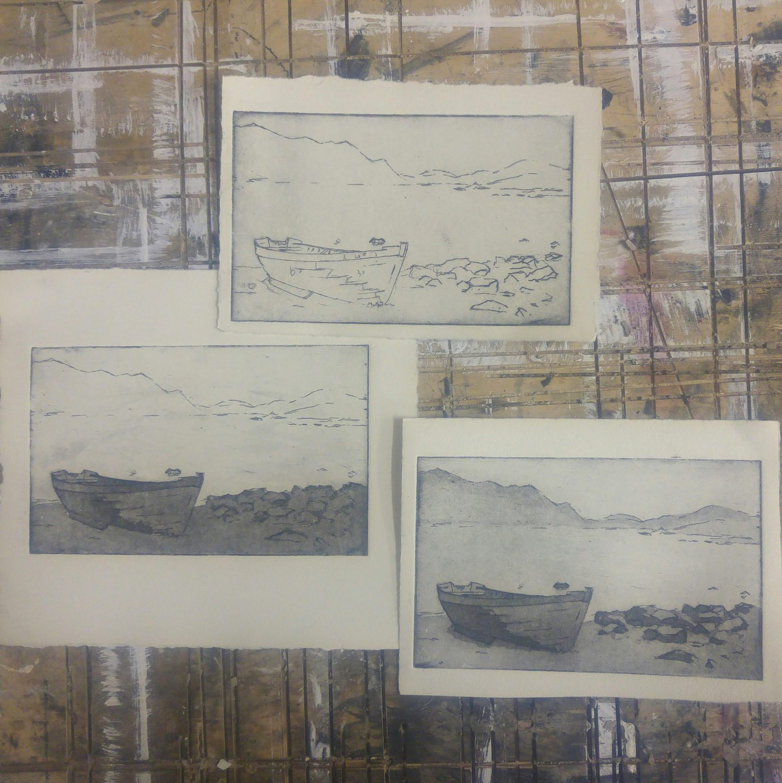 Etching Courses in London