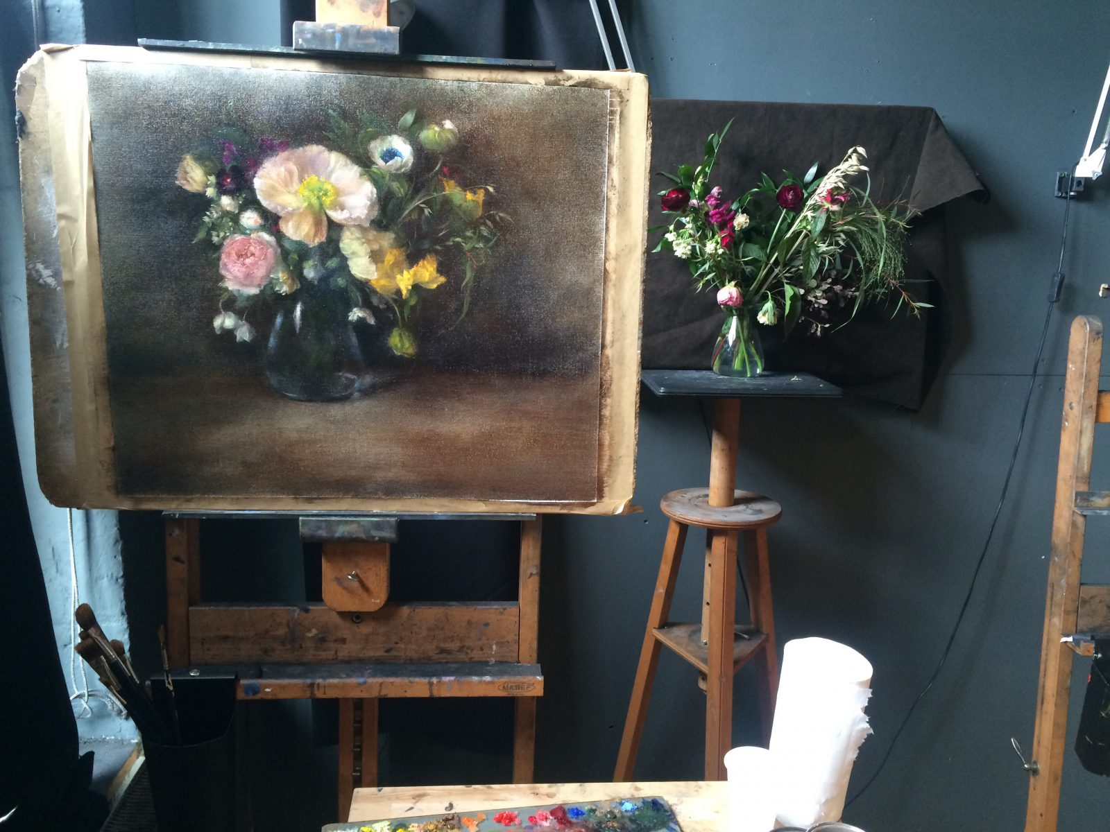 Floral Painting in Art   London Fine Art Studios