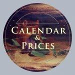 London Fine Art Studios Calendar & Prices