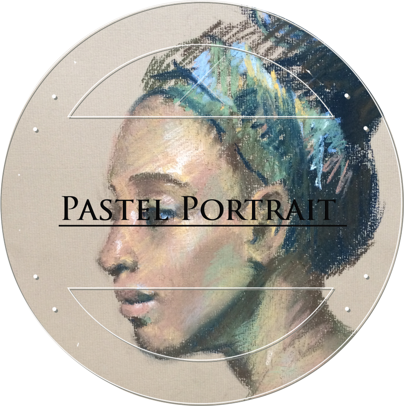 Pastel Portrait Workshop in London