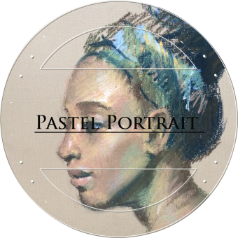 Pastel Portrait Workshop @ London Fine Art Studios