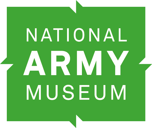 NAM green logo, national army museum