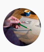 Online Art Courses | London Fine Art Studios