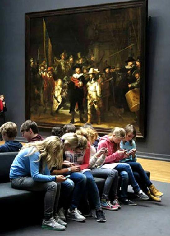 Art Rembrandt Rijksmuseum