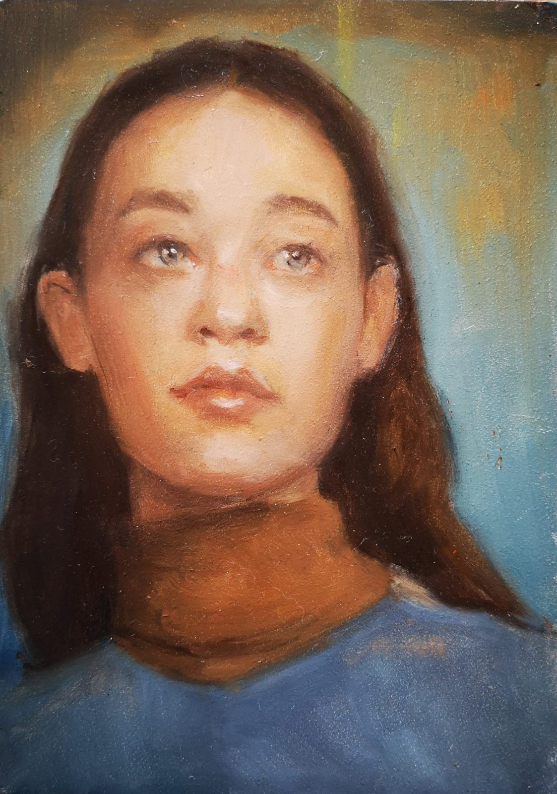 Classical portrait courses