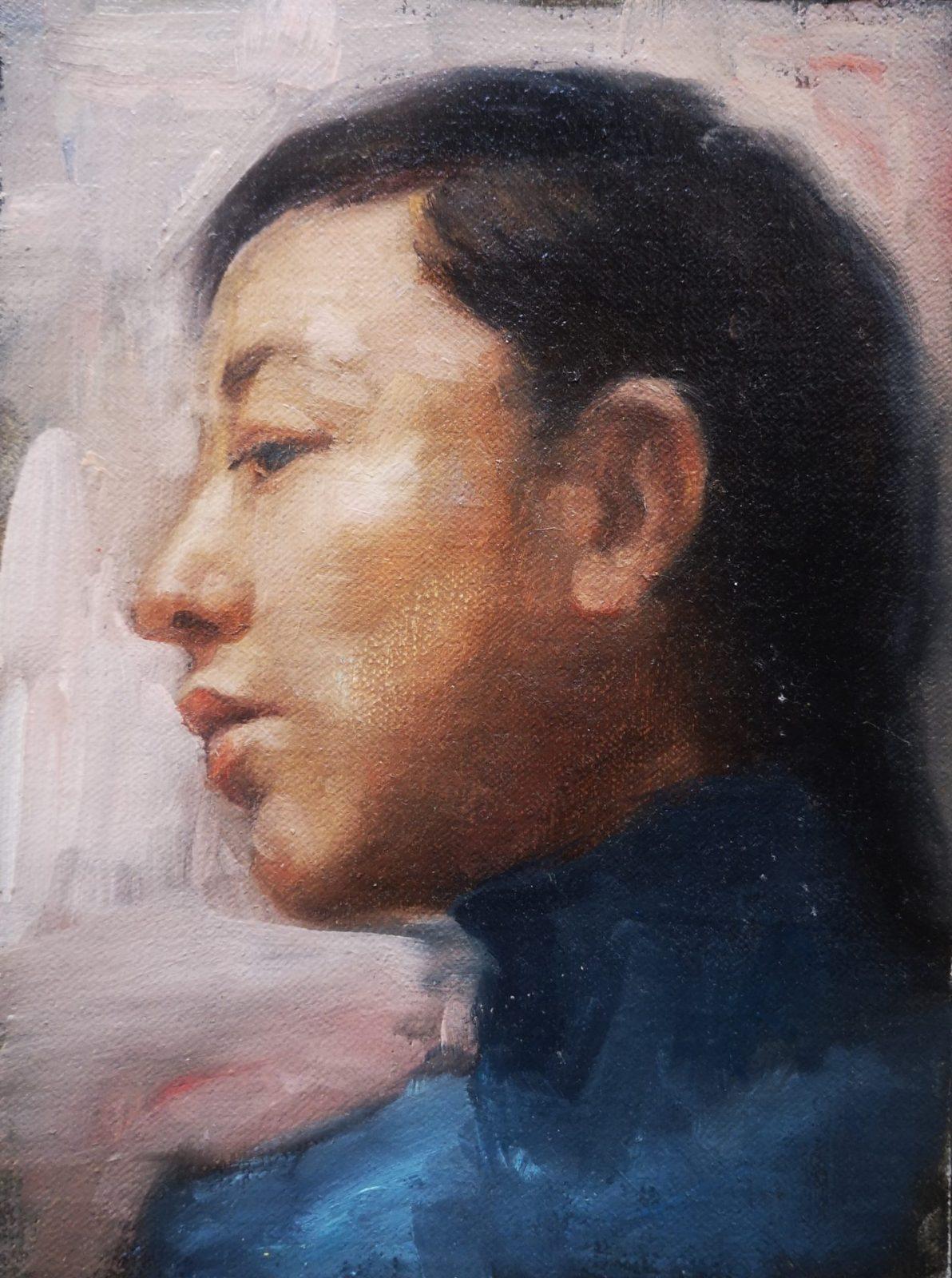 Traditional portrait courses