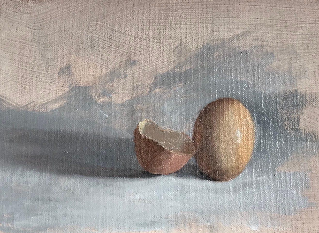 Oil painting Atelier
