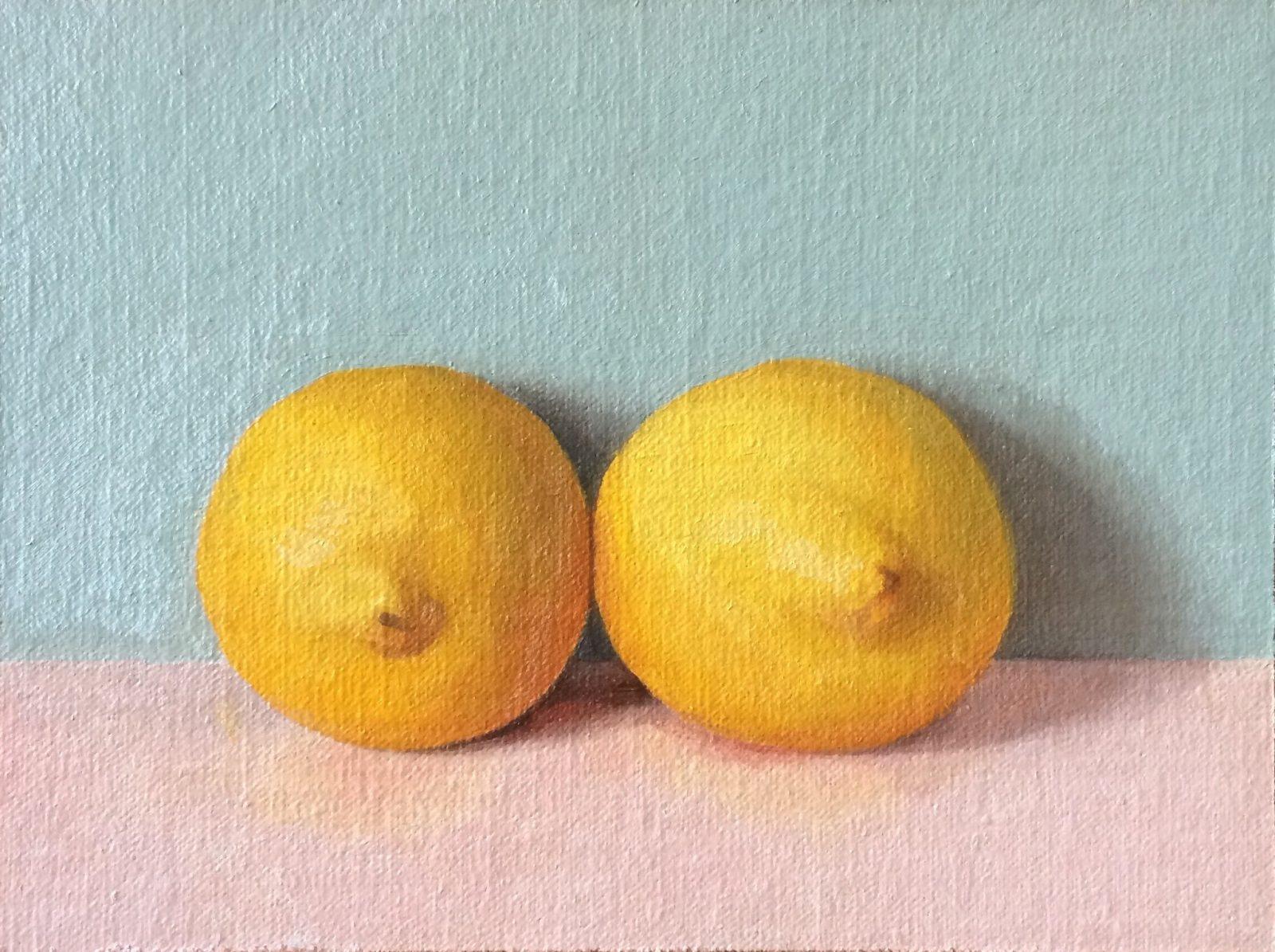 lemon oil painting, art classes, london